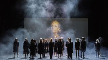Evita - Mainfranken Theater Würzburg - Nov 2019